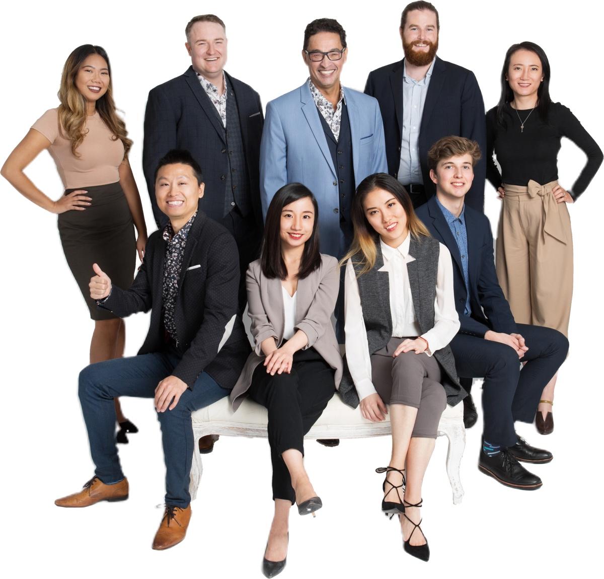 Genesa team photo