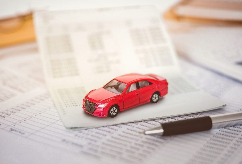 how to expense car business use tax