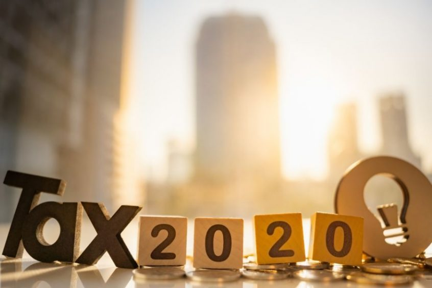 2020 tax changes in canada
