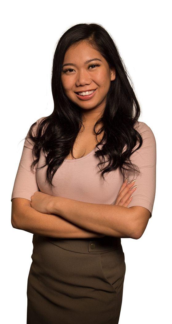 Vanessa Luu Marketing and events director