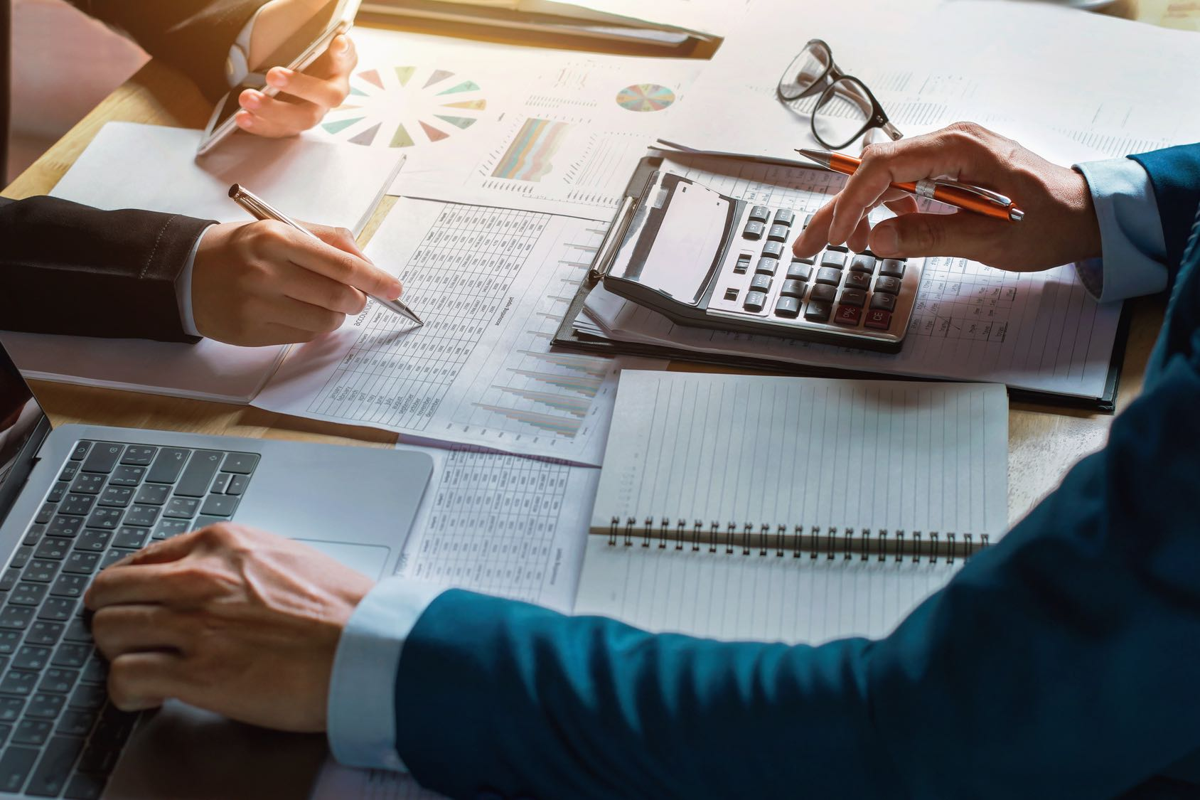 when your business need accounting service in Vancouver please make contact Genesa
